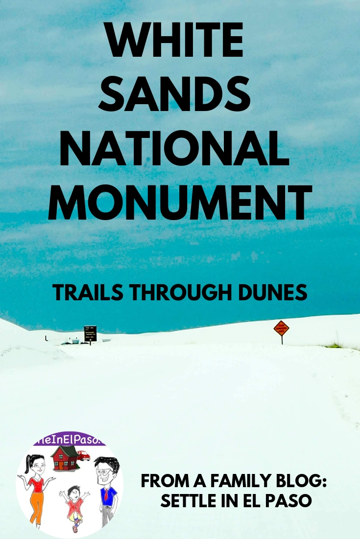 White Sands National Monument is in the Tularosa Basin of the northern Chihuahuan Desert. It is the largest gypsum dune-field in the world. White Sands National Monument preserves a large portion of the dune-field and its lifeforms. #WhiteSands #travel #FamilyTravel