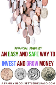 Safe and easy investment strategy. #investing #familyfinance #investment #growmoney
