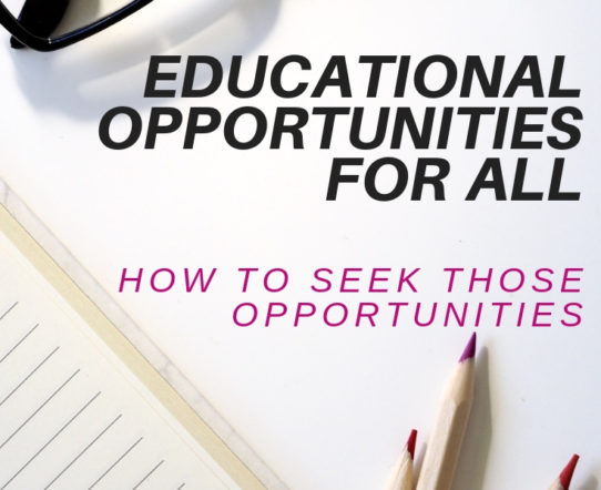Educational opportunities for all at public universities. #summercamp #activities #education