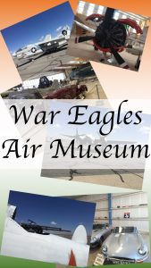 The War Eagles Air Museum: A Museum of Aviation