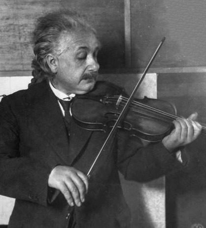 Einstein touched the hearts of millions not only through his contribution to science but also through his modesty, philanthropy, and passion in music.