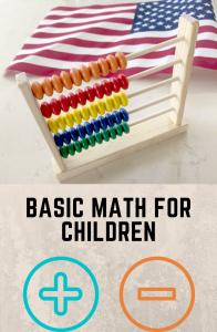 Early math skills