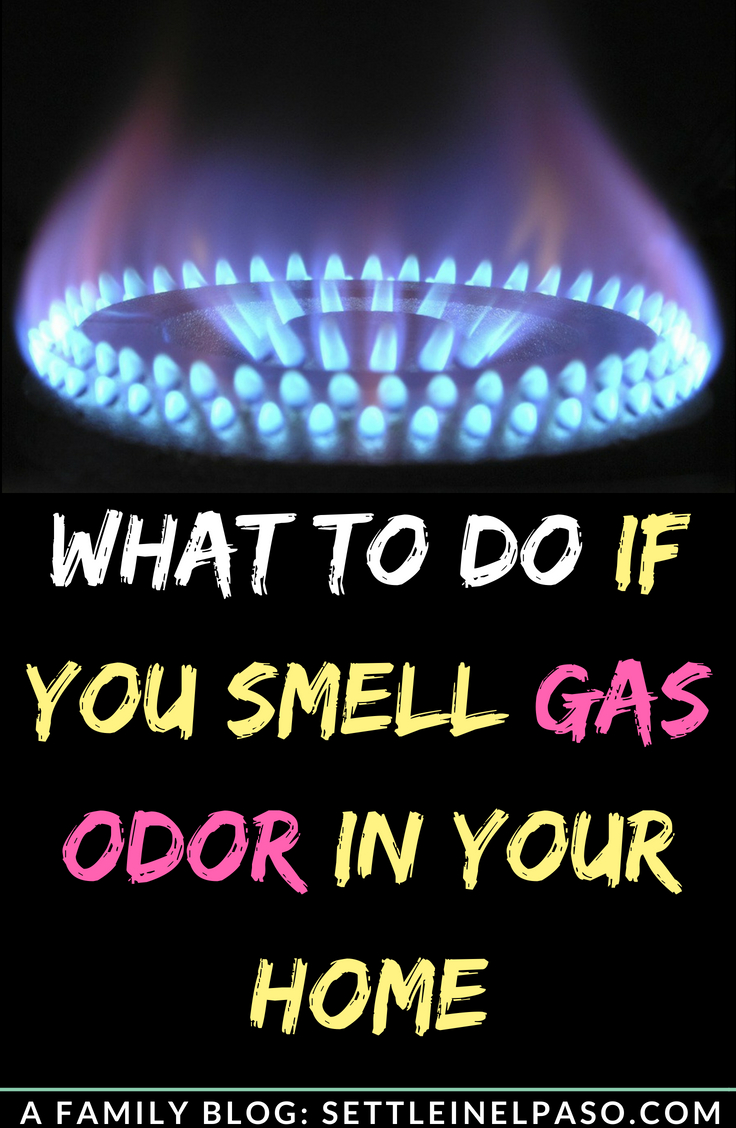 What to do if you smell gas odor in your home? #safety #familysafety #firesafety