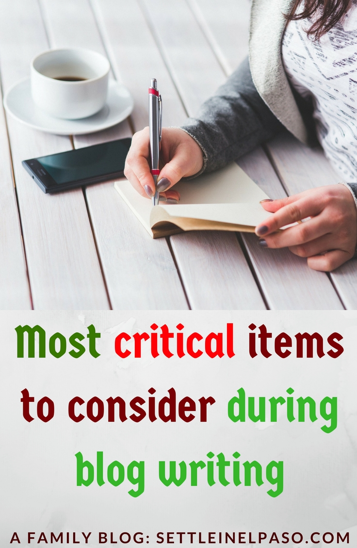 There are three critical items about audience that bloggers should keep in mind during writing a post. Keeping audience's convenience and psychology in mind is important to make sure that there is a synergy between the audience and the blogger. #blogging #blogpost #blogwriting #writing