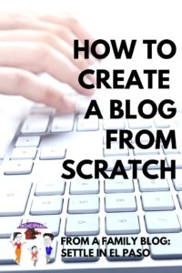 How to create a blog from scratch. The article provides details about how to start a blog from scratch. #blogging #blog
