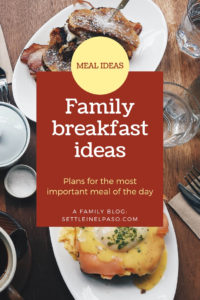 Breakfast is the most important meal of the day. How seriously do we really take breakfast? #breakfastideas #breakfast #food