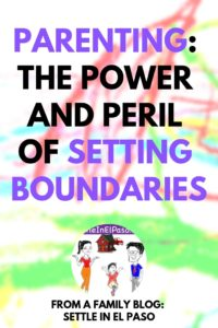 Setting boundaries is important in parenting but what would a good indicator that we have set the boundary enough? #parenting #kids #forkids