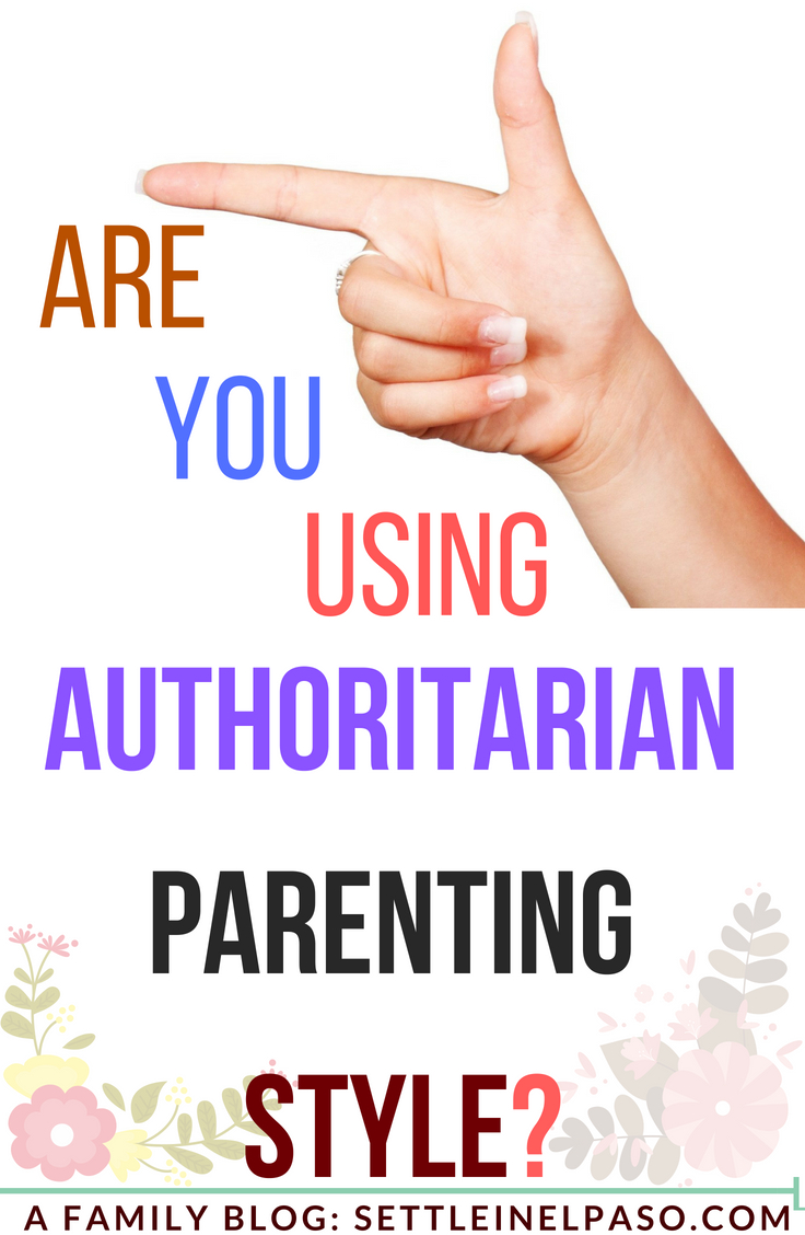 Authoritarian parenting style provides clear and inflexible rules for children. A parent sets the family goals and expectations in this parenting style. #parenting #kids #parentingstyle #Authoritarianparenting #parentingstyles