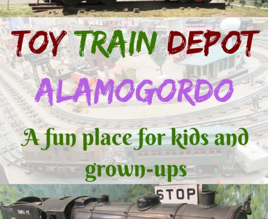 Toy Train Depot is a fun place. Do not miss it if you go near Alamogordo, New Mexico. #travel
