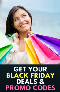 Many Black Friday Deals start a week before Thanksgiving. The post provides some early deals and promo codes. Wish you a great thanksgiving & upcoming holidays.