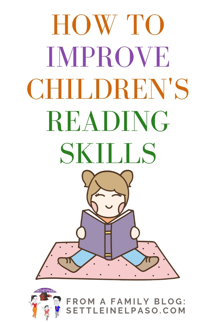 - How To Improve Reading Skills Of Children