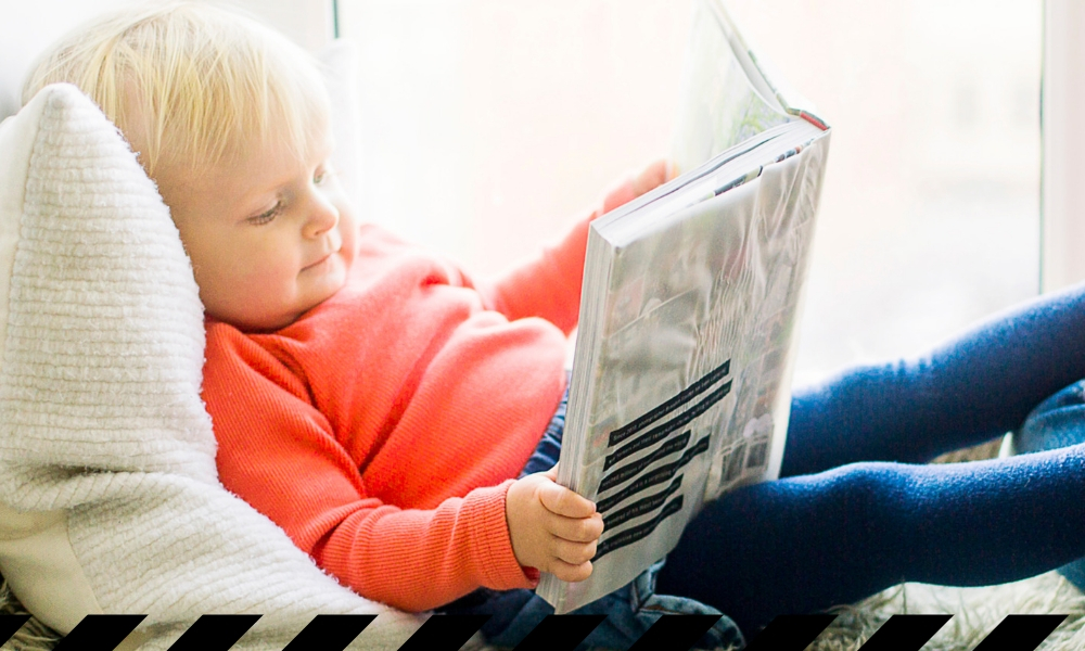 Here is how parents can improve reading skills of children
