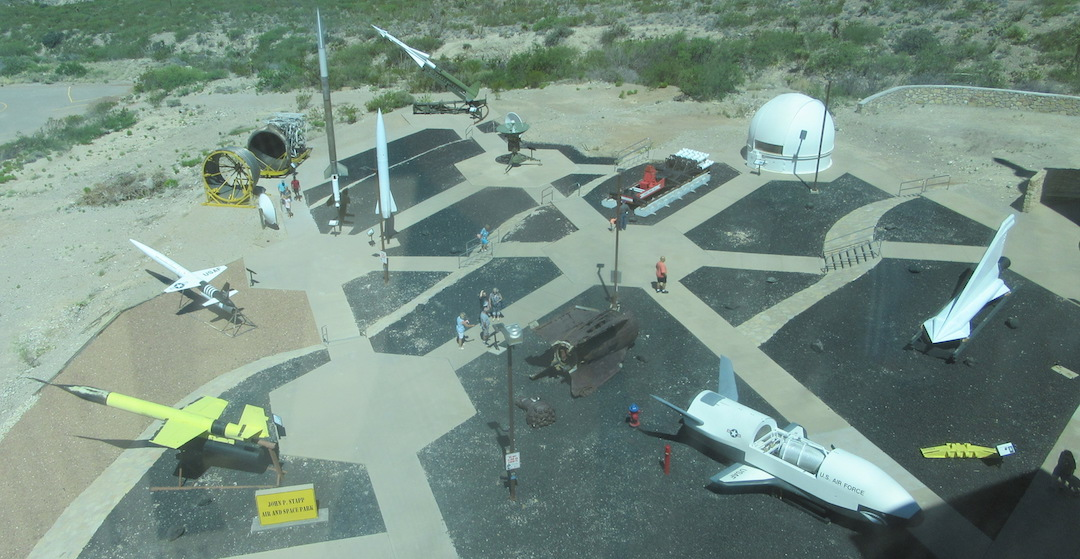 John P. Stapp Air and Space Park at New Mexico Museum of Space History