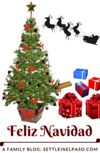 Feliz Navidad. Merry Christmas. #Christmas #MerryChristmas #FelizNavidad