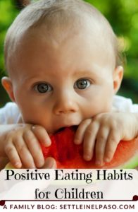 How to encourage children's positive eating habits. Make healthy meals for children. #kidsmeals #FoodHabit #HealthyFood #healthymeal #kidsfood