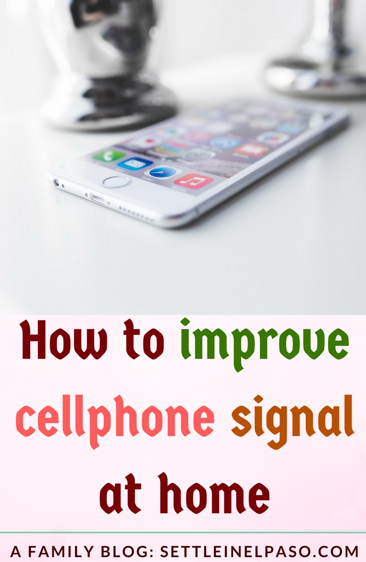 How to improve cellphone signal at home #cellphone #cellphonesignal #cellphonetips #cellphonereception