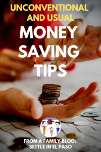 """Some unconventional and some usual money saving tips. All the tips are easy to implement. #moneysavingtips #moneysaving #moneytips #savingmoney #savingmoneytips #savingstips"""""""