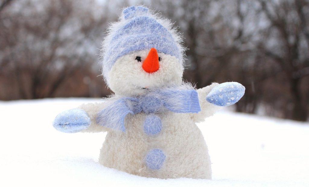 Cute snowman. #snowman