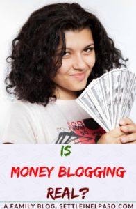 Is money blogging real? #moneyblogging #blogging #blogincome