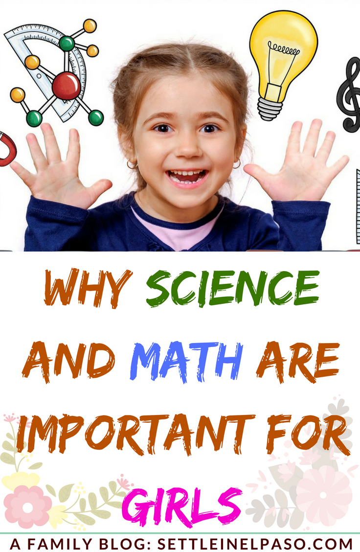 Why should we encourage our daughters in STEM. #stemeducation #science #education #learning