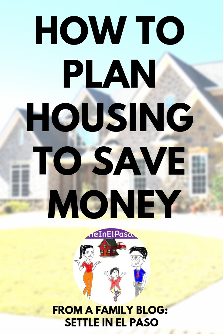 How to plan for housing expenses to save money. The article provides information on what is an optimal housing expense ratio. It also provides a guideline on how to keep the housing expense low. #housing #familyfinance #money #moneysaving #saving #moneyplanning