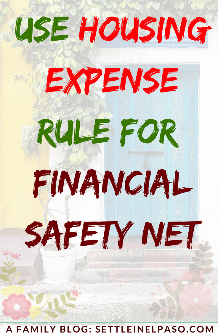 What is the housing expense rule of thumb? #housing #housingexpense #financialplanning #moneysaving