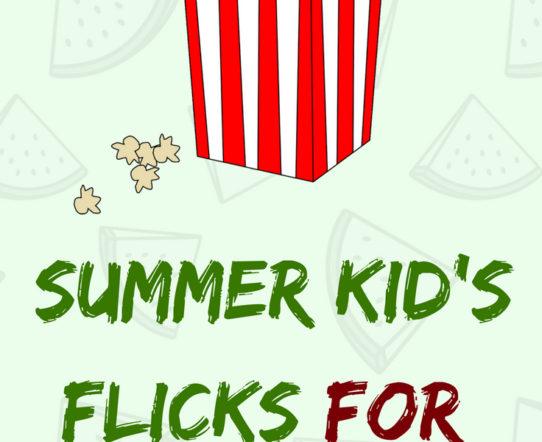 Summer kids flicks #elpaso #summer #familyfun