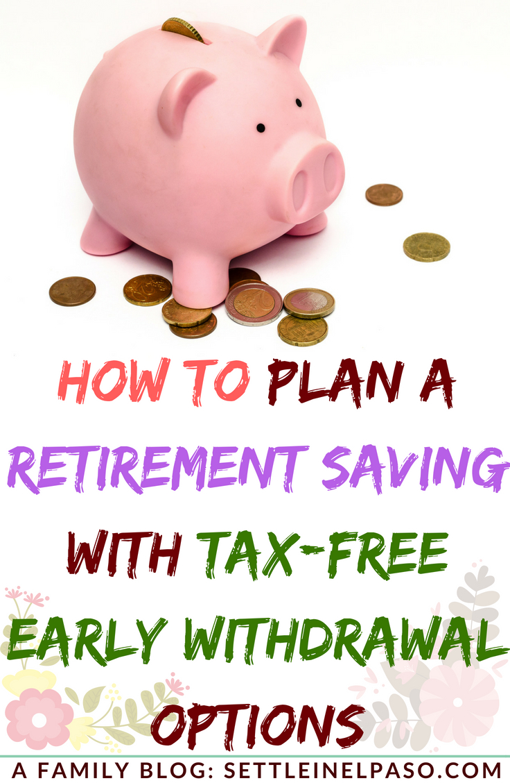 How to plan for saving with Roth IRA? A great thing about Roth IRA is that most people are eligible for Roth IRA as individuals. Roth is not employer-generated. There are some income-level restrictions though. #saving #moneysaving #retirement #familyplanning #familysaving #roth #rothira