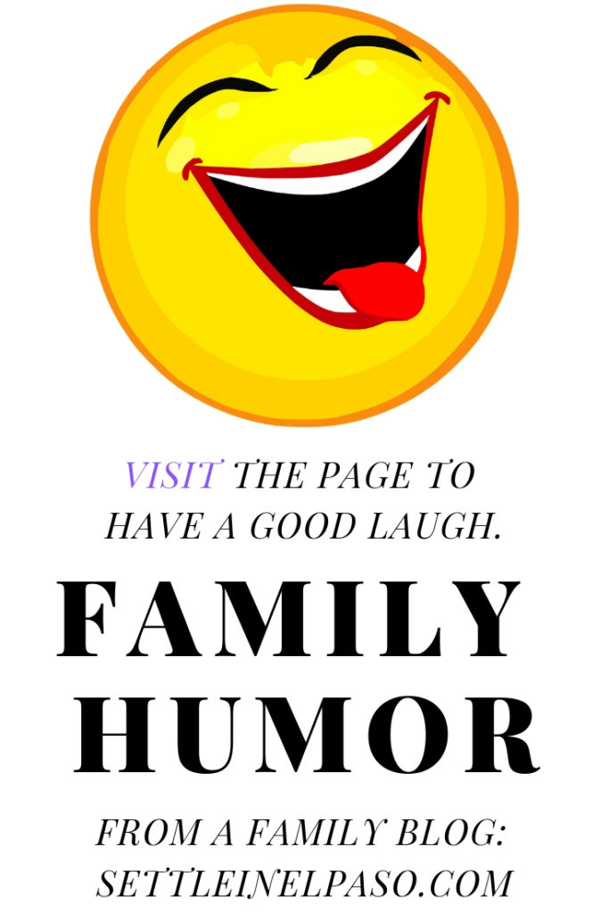 Have A Good Laugh with these family humor. #humor #family #familyfun