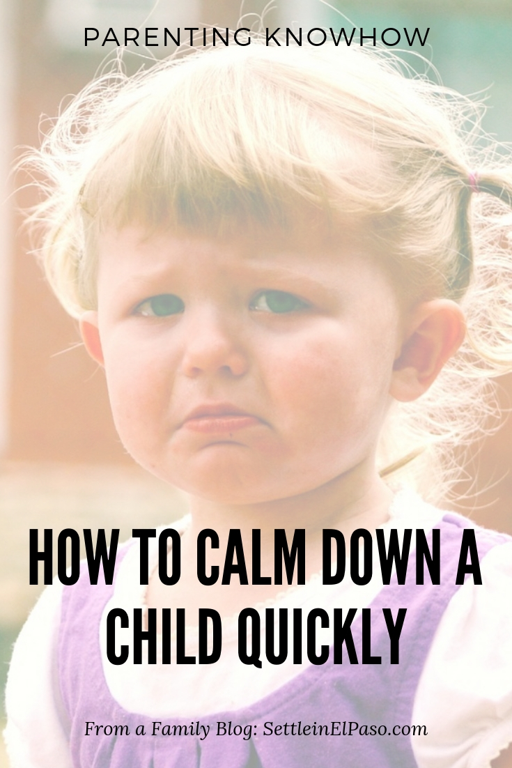 How to calm down a child, during a tantrum episode. #parenting #temperTantrum  #ForKids #Kids
