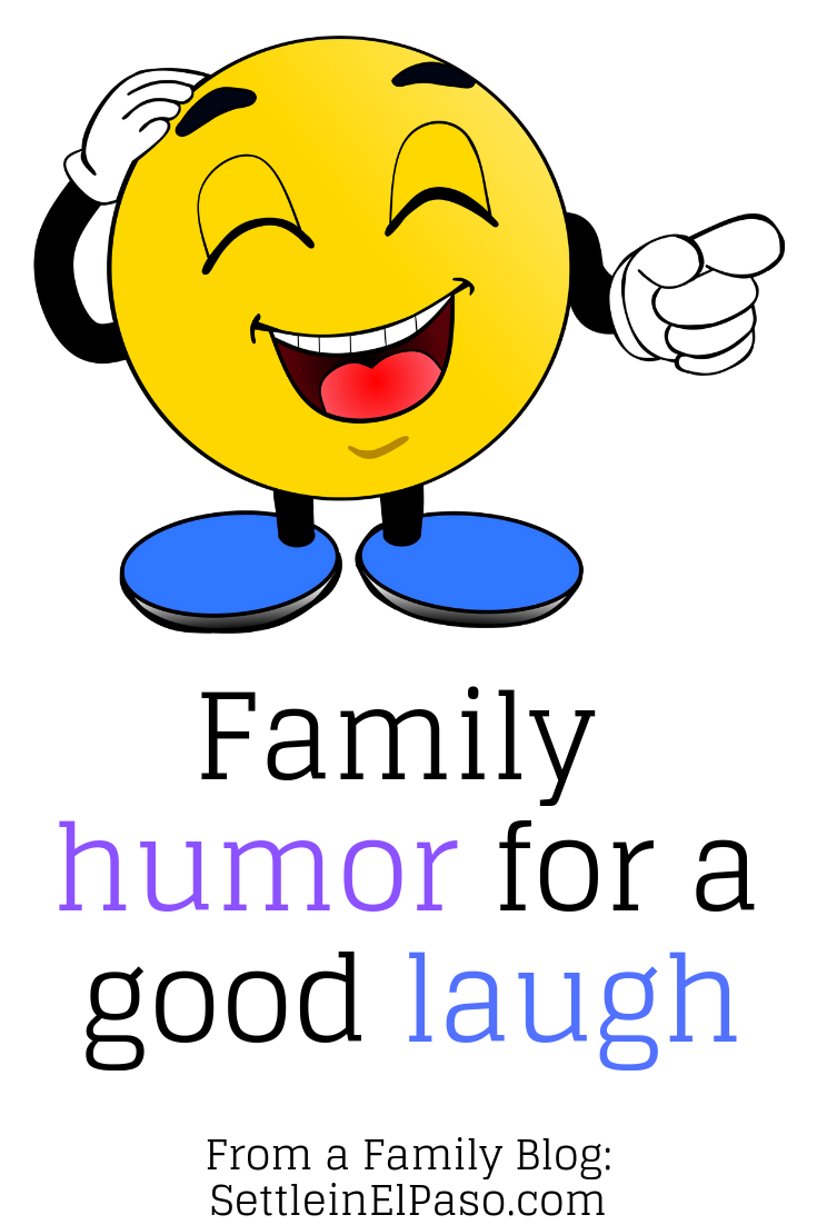 Family humor: if you need some good laugh. #humor 3family #fun #parentingfun #laugh