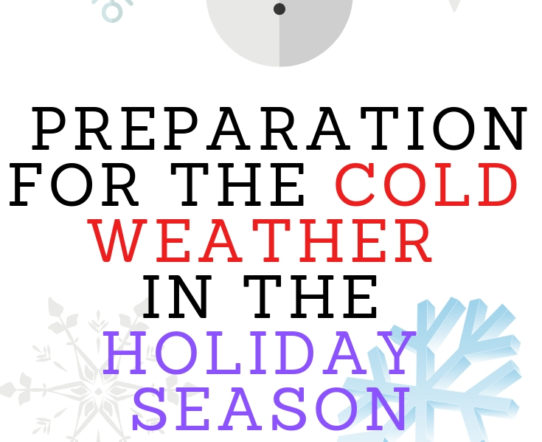 Family preparation for the cold weather in the holiday season. How are you preparing for the holiday season? #Christmas #holiday #family #HolidaySeason #ChristmasPreparation