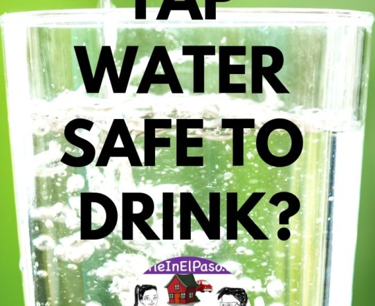 Is the tap water of your city safe to drink? The article provides some guideline on how to determine if the city water is safe. We are in El Paso. So, we used the El Paso city water data. #Safety #WaterSafety #awareness #FamilySafety