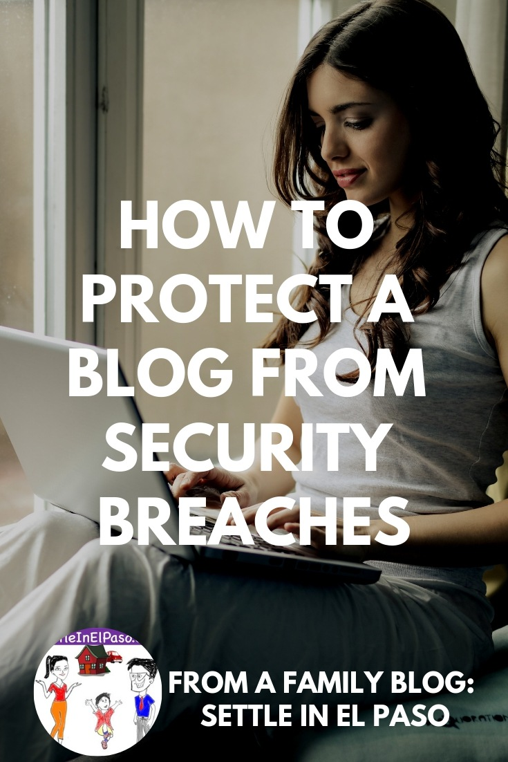 How to protect your blog from security threats. #blogging #BlogSecurity #blogs #security