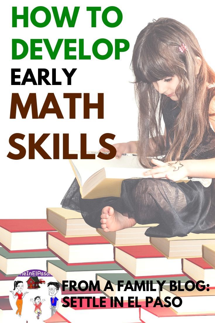 How to help a child develop early math skills. Are you worried about how your child will perform in Math as he or she goes to upper-level classes? Let us discuss how you can make Math a part of your child's life in such a way that Math becomes fun. #parenting #children #education #kids