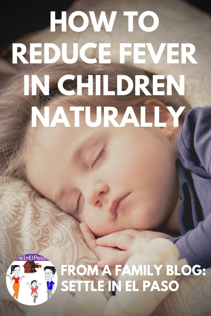 The article describes how to lower a fever in a child naturally. It also outlines when to call a doctor. #parenting #forkids #kidshealth #treatment