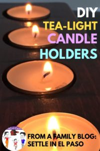 A wooden tea-light candle holder DIY is not as hard as we thought. It requires some work but the final product gives a soothing satisfaction. #diy #woodworking #candleholder #homedecoritem #homedecordiy