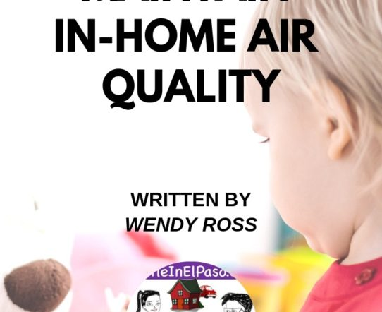 The article provides information on how to maintain in-home air quality. #family #airquality #familysafety