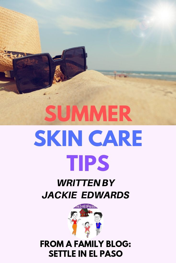 Summer skin care tips for all families. #skincare #skincaretips | skin care tips | skin care | summer skin care tips |