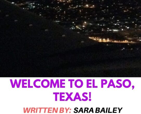 Welcome to El Paso